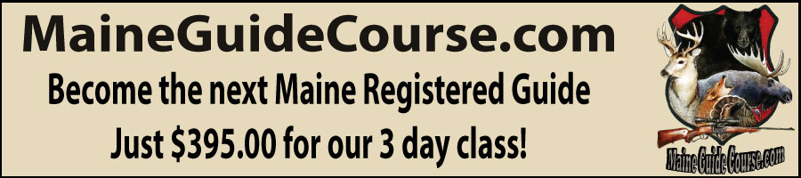 Maine Guide Course.com
